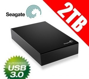 Seagate Expansion 2TB External HDD