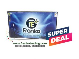 """Franko 43"""" TV MIRACAST ONLY"""