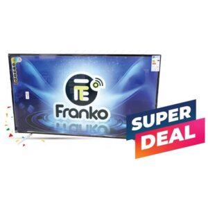 """Franko Smart & Miracast TV 43"""""""