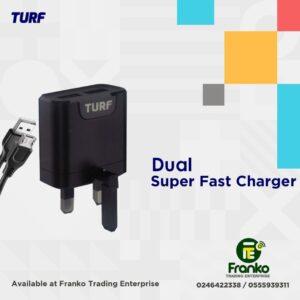 Turf Dual USB Charger