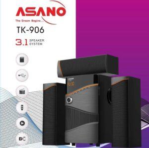 Asano TK-906 3.1L