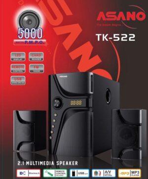 Asano TK-522 2.1L